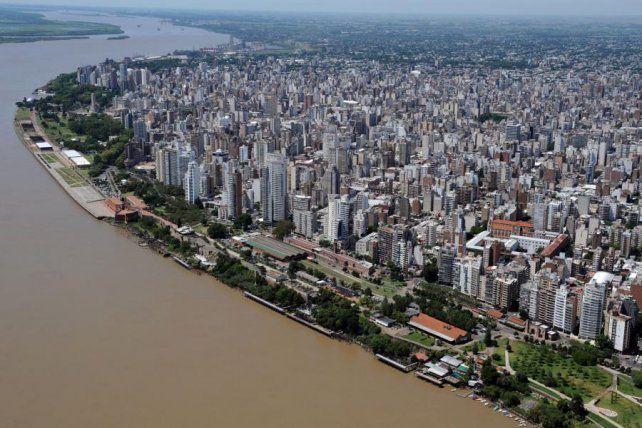 Dos de cada 10 viviendas de Rosario están habitadas por una sola persona