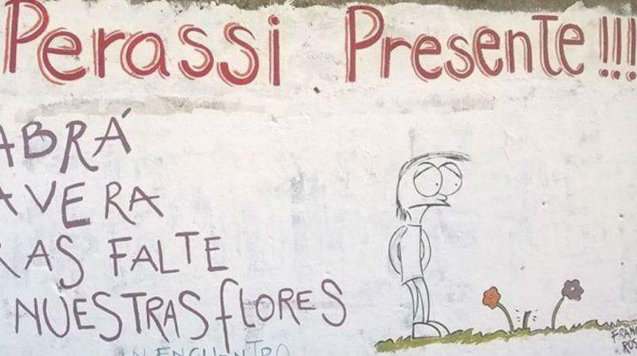 La aparición de Paula Perassi se convirtió en una reivindicación que atravesó el país