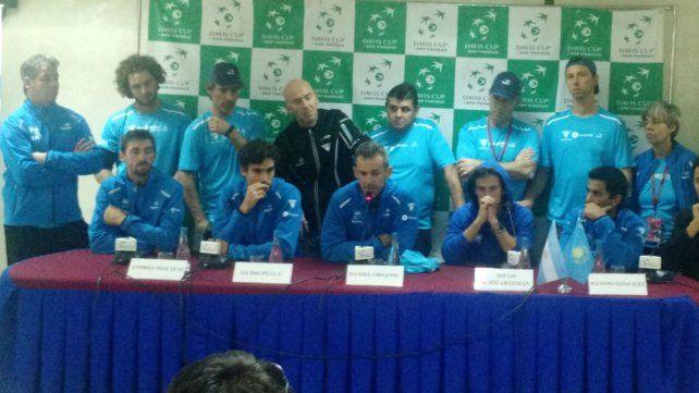 Orsanic se mostró triste por el descenso, pero valoró la entrega del equipo