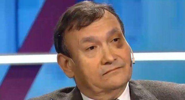 El médico cirujano Lino Villar Cataldo.