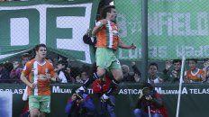 Darío Cvitanich hizo el único tanto del partido.