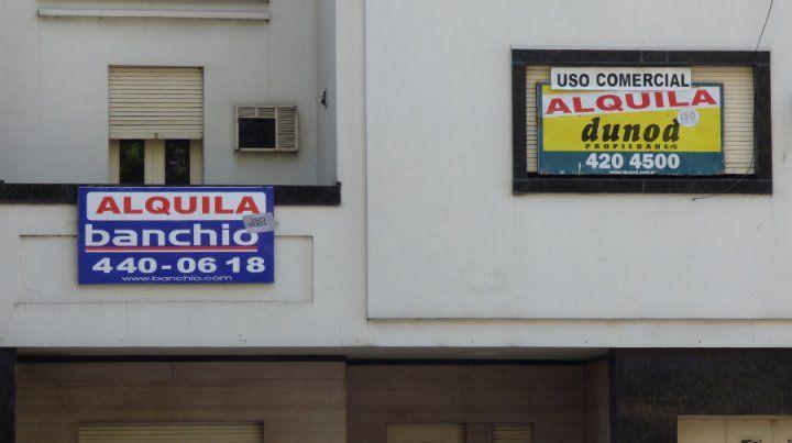 radiografía urbana. Casi 145 mil personas viven en propiedades rentadas