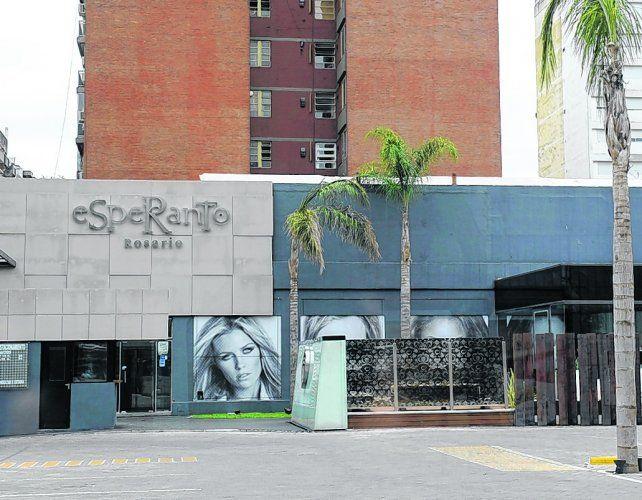caso testigo. En noviembre de 2012 abrió sus puertas el boliche Esperanto. Detrás estaba la sombra narco.