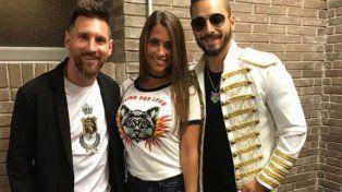 Las fotos de Lionel Messi