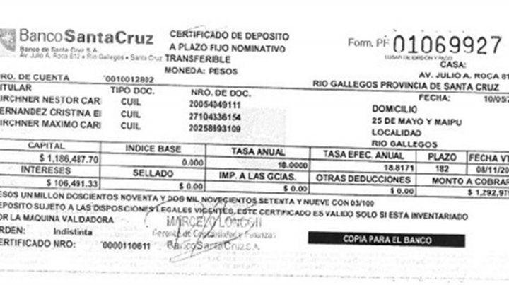 Majul reveló que Cristina se olvidó de declarar cinco millones de dólares a la Afip