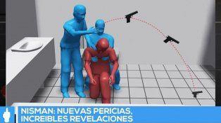 un video reconstruye asesinato de nisman, segun la hipotesis avalada por gendarmeria
