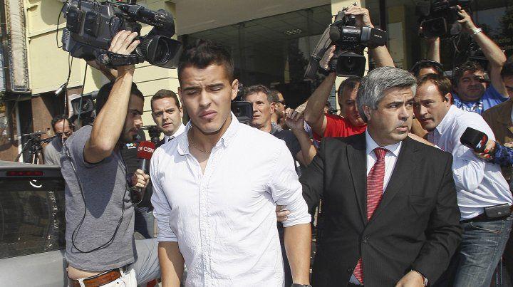 El futbolista Alexis Zárate fue condenado a seis años y medio de prisión por abuso sexual