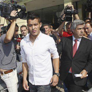 el futbolista alexis zarate fue condenado a seis anos y medio de prision por abuso sexual