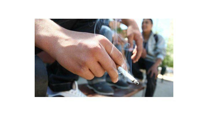 mal hábito. El tabaco afecta fuertemente a las personas seropositivas.