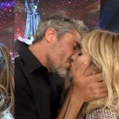 ¿Quién ganó en la competencia de besos entre Guirao Díaz-Paladini o Robles-Griffo?