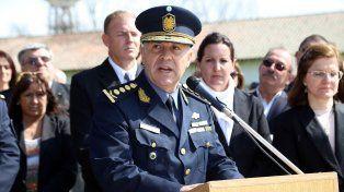 El exjefe de la policía provincial, Rafael Grau, continuará con prisión domiciliaria