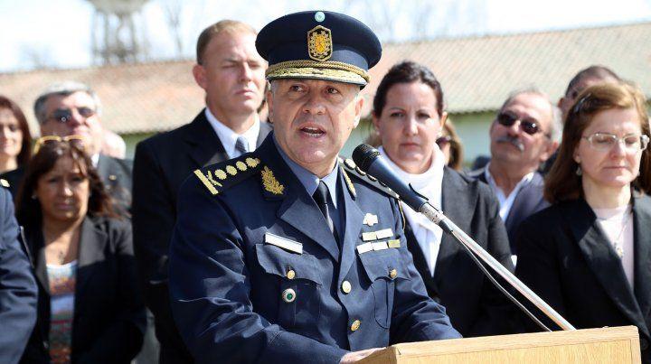 El exjefe de la policía provincial Rafael Grau continuará con prisión domiciliaria
