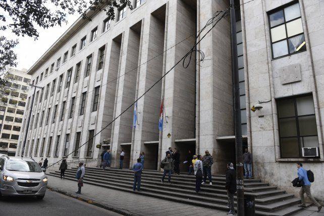 Falsa alarma en los Tribunales de Rosario y San Lorenzo por sendas amenazas de bomba