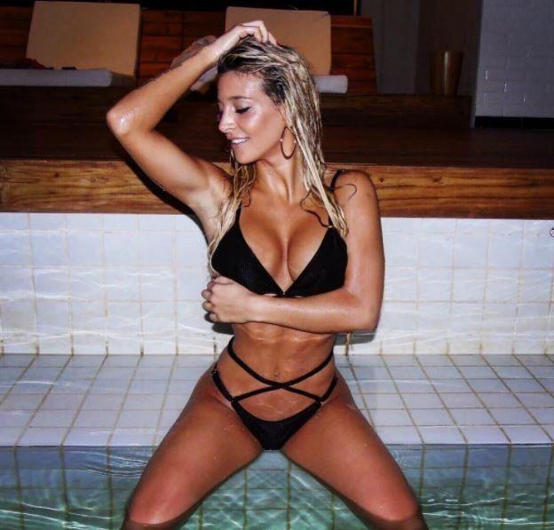 Sol Pérez anticipa la primavera con fotos en bikini que trajeron calor a Instagram