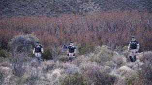 Secuestran dos mochilas, celulares y camperas en el allanamiento en busca de Santiago Maldonado