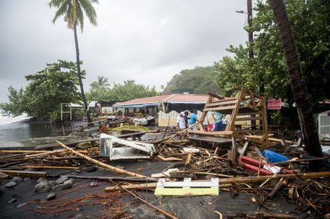 El huracán María dejó más muerte y desolación en islas del Caribe