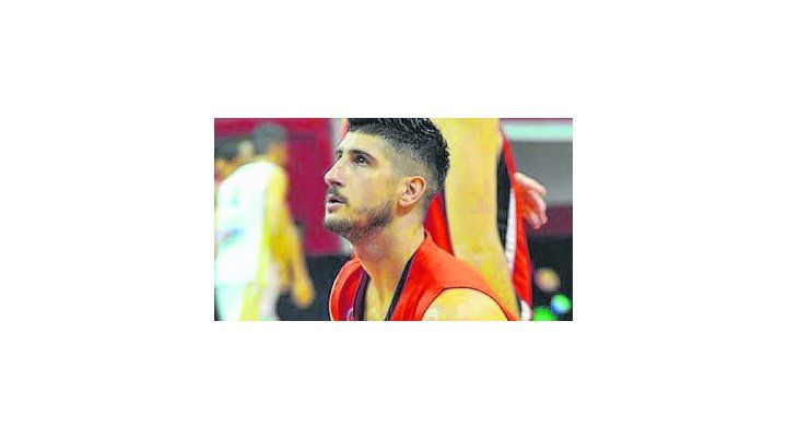 Cordobés. Pablo Bruna (Salta Basket).