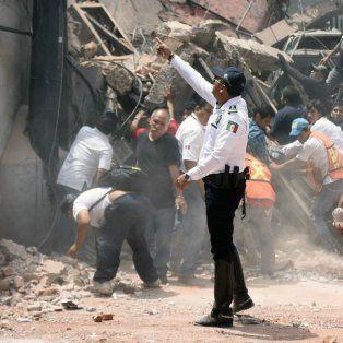 ascienden a 230 las victimas mortales por el terremoto en mexico