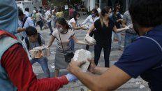 el consul en mexico admitio que buscan a varios argentinos desaparecidos en el terremoto