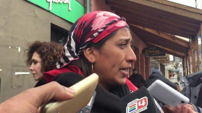 Revelan que una integrante de la Pu Lof declaró que Maldonado fue llevado por Gendarmería