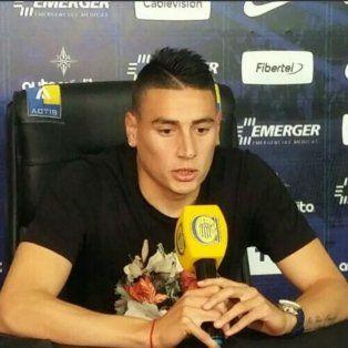 Martínez reconoció que está pasando por un buen momento en lo personal y eso es un gran aliciente.