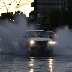 Se esperan abundantes lluvias para la región, especialmente en el día de mañana.