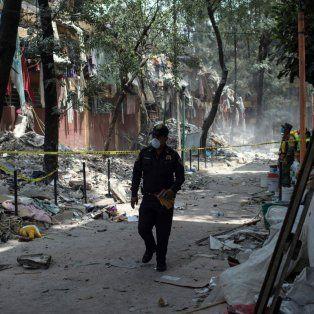 La Unidad Habitacional Tlalpan 1-C, en Ciudad de México.