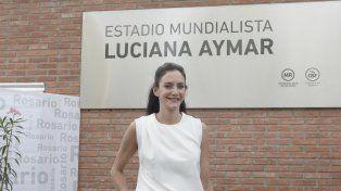 Lucha Aymar habló de sufrimiento y reveló qué fue lo que le sacó la tristeza
