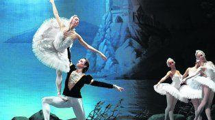 en escena. El ballet de San Petersburgo vuelve a la Argentina.