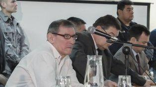 pena máxima. Leonardo Jara, de 40 años, y Hugo Bermúdez(foto), de 60, fueron condenados prisión perpetua.