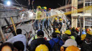 Cómo sigue el rescate de Frida, símbolo de esperanza tras el terremoto de Méxicos