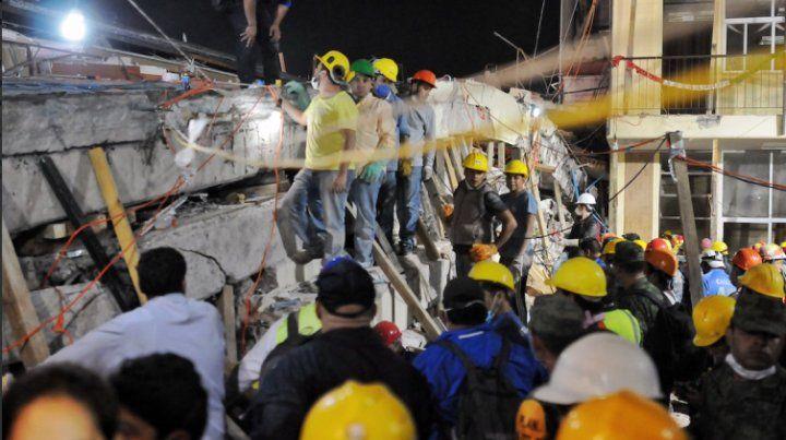 Cómo sigue el rescate de Frida, símbolo de esperanza tras el terremoto de México