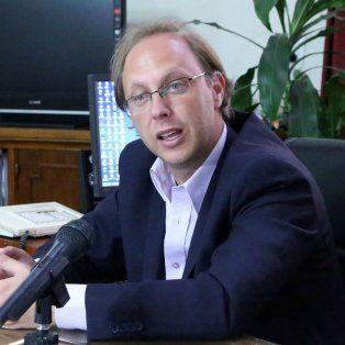 saglione dijo que nacion fue agil para pagar a los holdouts pero no le paga a santa fe