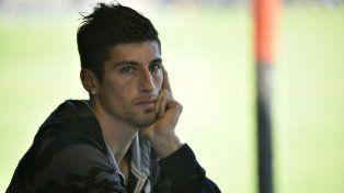 Amoroso dejó de entrenar y se considera jugador libre.