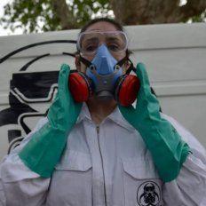 Cómo es el trabajo de la empresa rosarina que se dedica a limpiar escenas de crimen