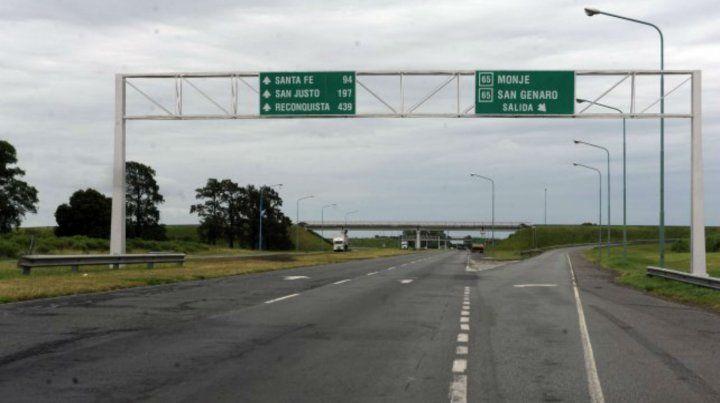 La demanda recayó sobre el exconcesionario de la autopista a Santa Fe.