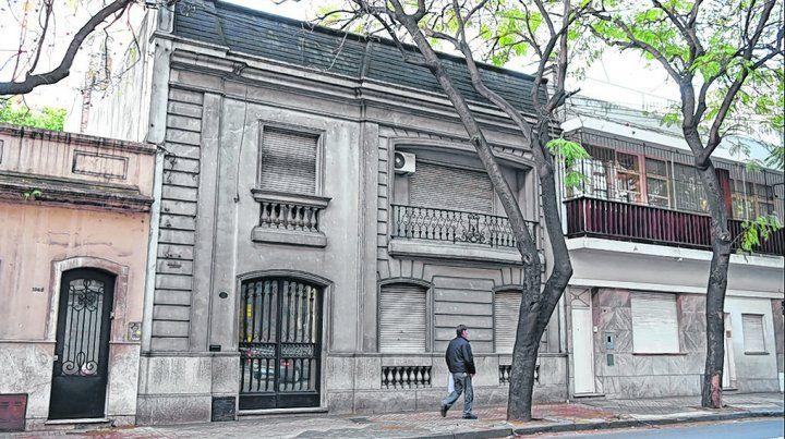 eje del debate. Los dueños de la casona de San Lorenzo 1954 iniciaron pedidos de excepción.