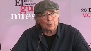 Serrat afirmó que el referéndum de Cataluña no representa a nadie, no es transparente
