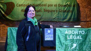 Marta Alanís es educadora popular, feminista, católica y defiende la educación laica en las escuelas.