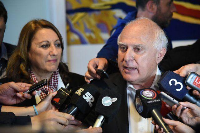 El gobernador Miguel Lifschiz destacó hoy la necesidad de invertir para favorecer la producción santafesina.