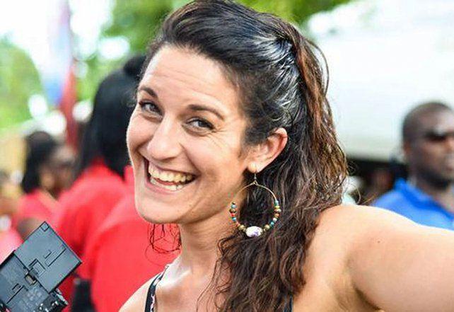 Buscada.Florencia Suárez del Mestre perdió contacto con su familia el pasado lunes.