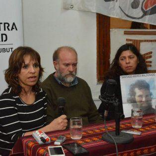 la familia de santiago maldonado esta conforme con el apartamiento del juez otranto