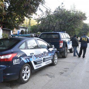 Lamparita fue detenido esta tarde por la Policía federal en una villa de Ameghino y Necochea. (Foto de archivo)