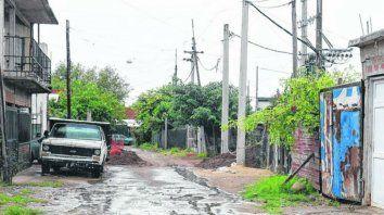 Los vecinos del barrio presentaron sus reclamos en el Concejo.