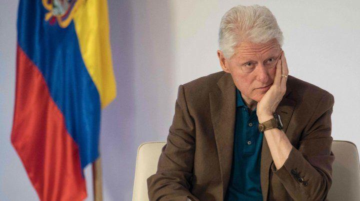 Clinton escribió la obra literaria en coautoría con el famoso escritor James Patterson