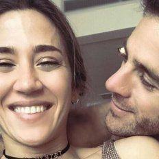 Jimena Barón y Juan Martín del Potro, enamoradísimos.