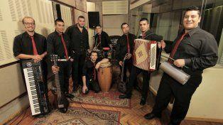 La esencia de la cumbia. El grupo rescata la cumbia santafesina y la mezcla con ritmos de Cuba y Puerto Rico.