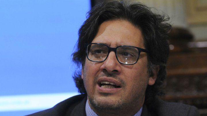 Ministro. Garavano insistió en que el gobierno no encubrió la presunta vinculación de Gendarmería.