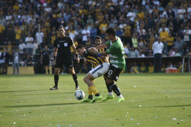 Mauricio Martínez dijo que la situación de Central se arregla el miércoles con un triunfo
