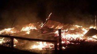 Los mapuches fueron acusados por los ataques incendiarios contra vehículos e iglesias.